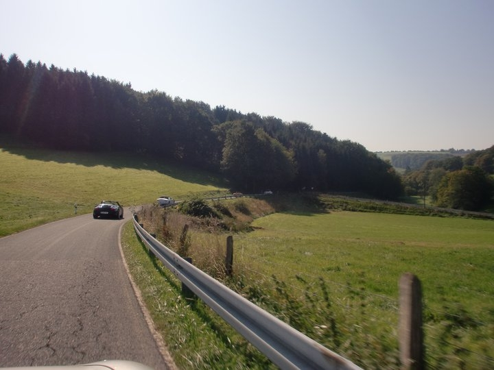 Auf kleinen Straßen durchs Bergische Land