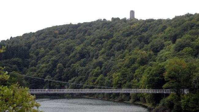 Eifel-Höhen-Route zweiter Teil T1 Rurberg – Kall – Blankenheim – Ahrhütte
