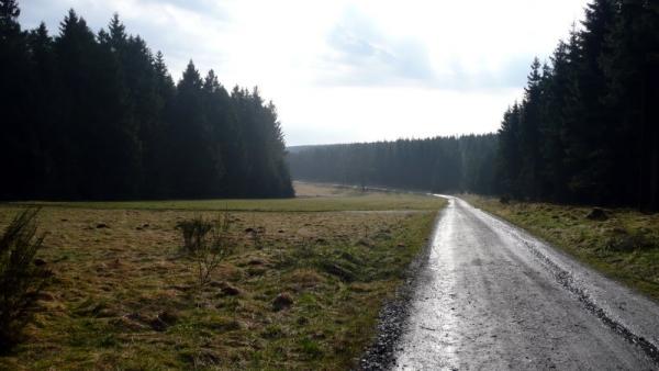 Eifel-Höhen-Route Tag 2 Kalterherberg-Hellenthal-Udenbreth-Schieferstein