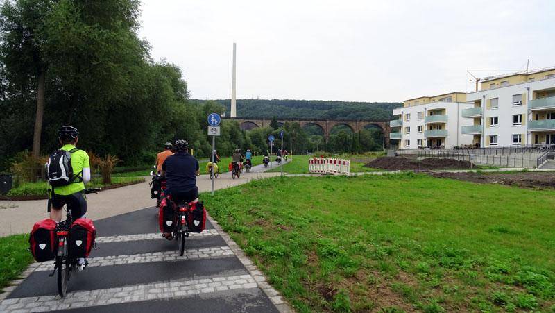Panoramarad-Wege Tag 6